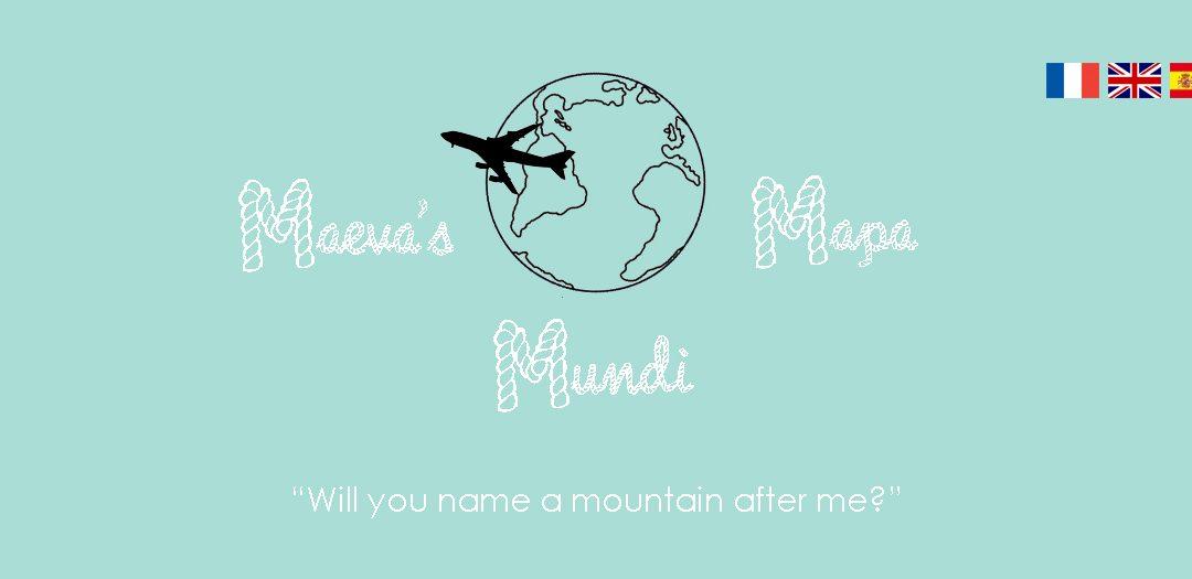 Maëva's Mapa Mundi, mon blog Erasmus & voyage.