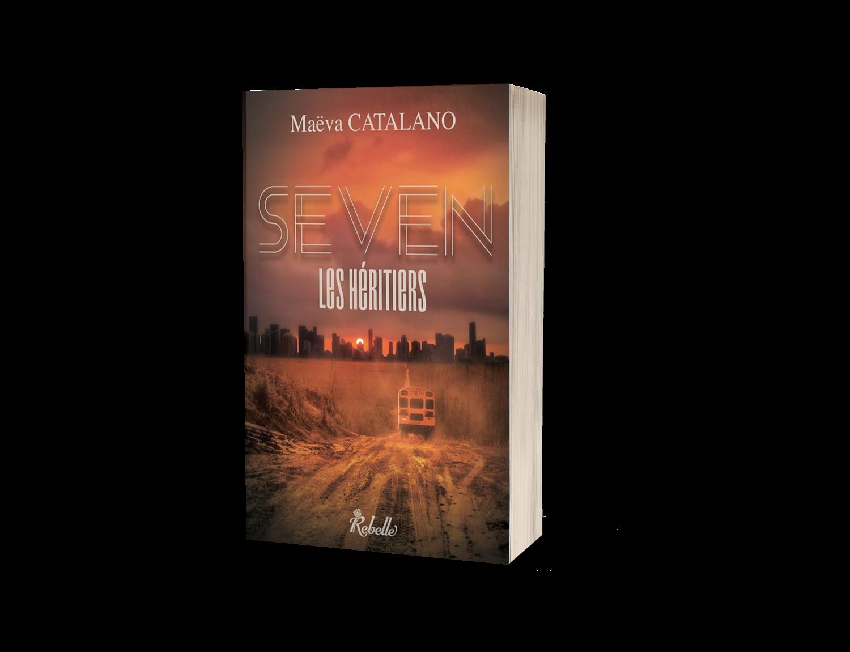 Tome de SEVEN : les héritiers de Maëva Catalano