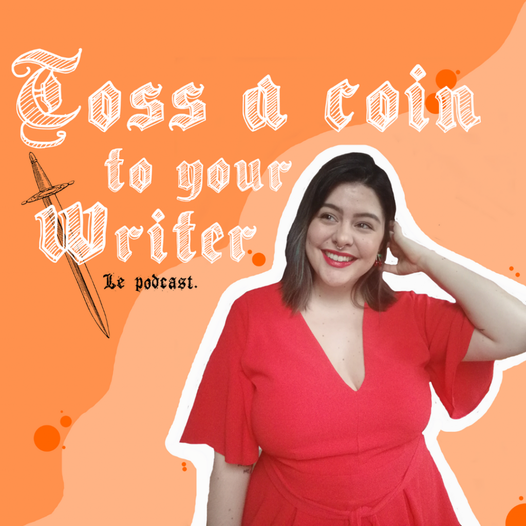 Vignette du Podcast Toss A Coin To Your Writer