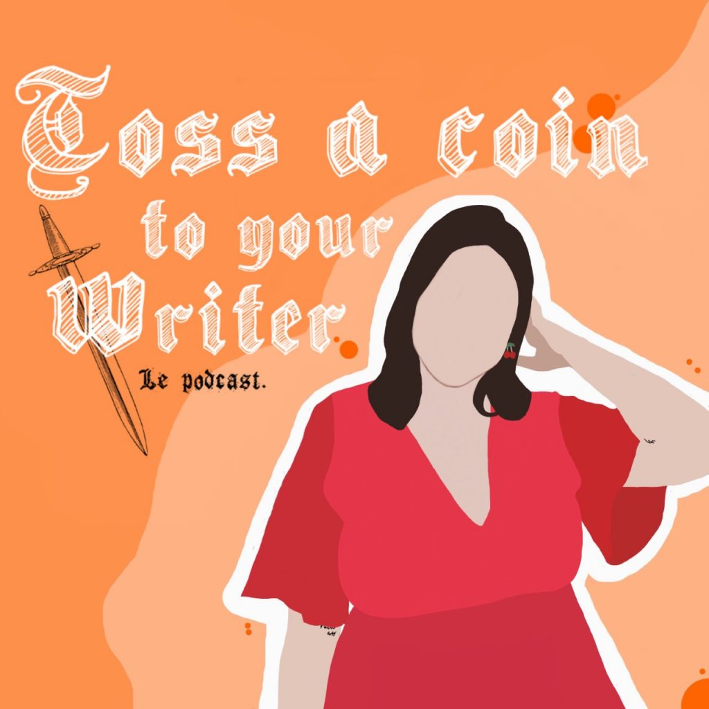 couverture alternative du podcast Toss A Coin To Your Writer