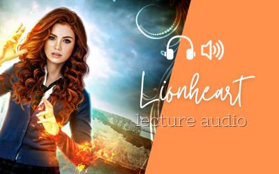 Lecture audio des premiers chapitres de Lionheart !