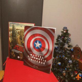 Vous gardez votre sapin combien de temps après Noël ?🎄 Je n'en ai pas encore parlé sur le compte mais celleux qui me connaissent personnellement savent que je suis une grande FAN de l'univers Marvel. Et j'ai été super gâtée côté livres pour Noël... Mon rêve serait d'écrire un livre sur des personnages de comics un jour. (J'ai déjà 2 mémoire sur le sujet.✨ Dans Les Coulisses du Marvel Cinematic Universe et Qui Est Le Tisseur sont venus se glisser sous mon sapin. Ils sont tous les deux édités chez @thirdeditions et j'ai hâte de les dévorer !🎁 Combien d'objets Marvel cachés sur la photo ?😀 #thirdeditions #comics #comicbook #mcu #marvel #spiderman #marvelcomics #superhero #marvelstudios #books #instalivre #instalecture #bloglitteraire #lectureaddict #bookstagrammer #lecture #bookstagramfrance #aesthetic #bookaddiction #lectureaddict #litteraturefrancaise #bookaholic #lecturedumoment