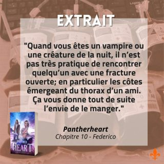 Alala, l'amitié vampire-humain...🧛  Je crois que c'est encore plus risqué que l'amitié fille-garçon ! 🙄(un des meilleurs thèmes de romance, on est d'accord?)  Est-ce que certain‧es d'entre vous connaissent déjà le personnage de Fede(rico)?  Pantherheart est déjà en précommande (lien dans la bio.) 🧡  📸Crédit photo : Pinterest  #angelheart #pantherheart #angelcoeurdelion #youngadult #romanjeunesse #romanfantastique #magie #vampire #sirène #elfe #YA #sorciers #autoédition #autoédité #autrice #auteur #auteure #lecturedumoment #lecturepassion #viedauteur #lectrice #lecteur #auteurindépendant #édition #extrait #extraitlivre #extraitderoman #fantaisieurbain #urbanfantasy #sagafantasy