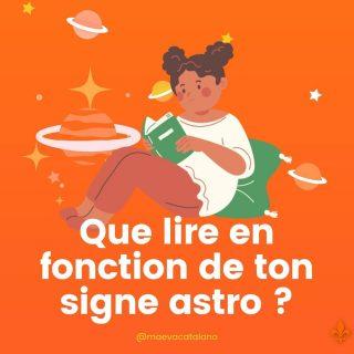 C'est quoi ton signe astro ? 🌝  📚 Il y a quelques temps, je te proposais de découvrir quel personnage de mes romans tu étais en fonction de ton signe astrologique. Aujourd'hui, c'est lequel de mes romans te correspondrait le plus...  Alors ? Verdict ? Dis-moi le dans les commentaires, je suis curieuse !   Tu peux retrouver tous les signes et leurs horoscopes littéraires en Story à la Une ! 👋  💌 Et si tu veux profiter des deux nouvelles gratuites, elles sont accessibles à tout le monde après l'inscription à la Newsletter.   #lionheart #amitchigan #maevacatalano #astro #astrologie #bélier #taureau #lion #gémeaux #capricorne #sagittaire #vierge #horoscope #horoscopelittéraire #cancer #poissons #balance #scorpion #verseau #bookstagramfrance #livrestagram #youngadult #fantastique #chicklit #romcom #viking #peterpan #livregratuit #ebookgratuit #cadeau