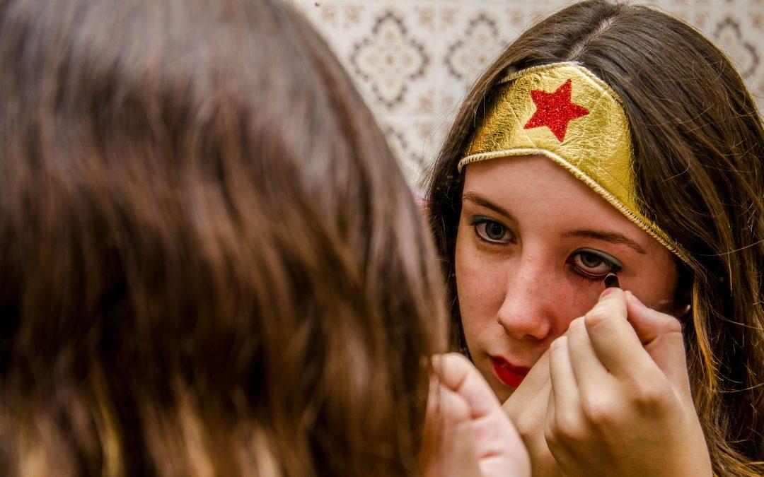 Mon essai sur le féminisme et les super-héros!