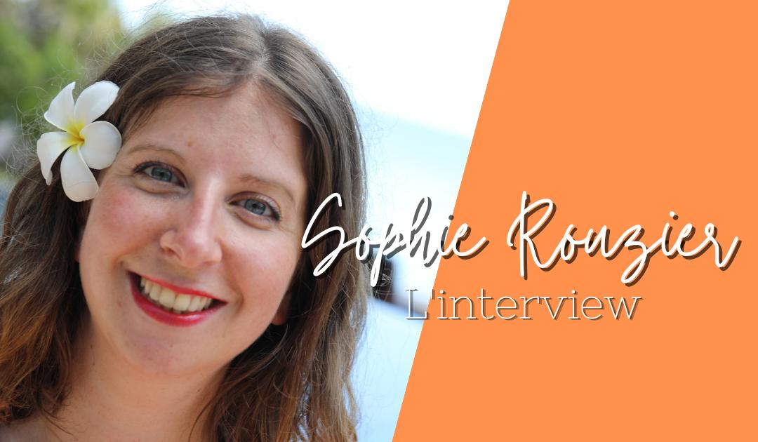 sophie rouzier chicklit interview