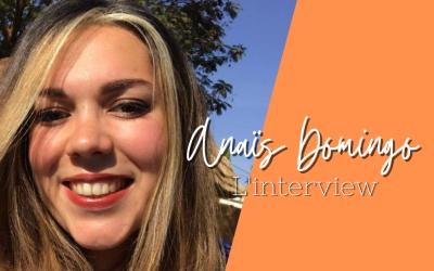 Interview d'Anaïs Domingo